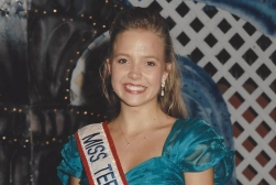 Carla McPherson Miss Teen of America 1993-94