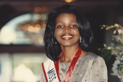 Chante Griffin Miss Teen of America 1996-97