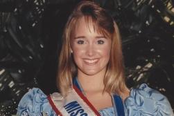 Jennifer Steele Miss Teen of America 1987-88
