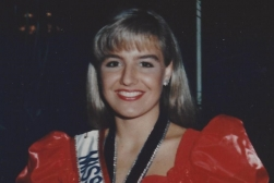 Joanna Bramos Miss Teen of America 1991-92