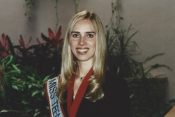 Nicole Noteboom Miss Teen of America 2001-2002