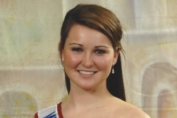 Paige Jensen Miss Teen of America 2011-2012