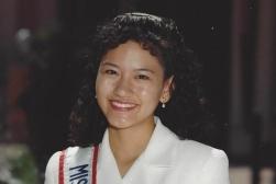 Sonya Wang Miss Teen of America 1995-96