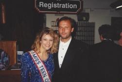 MTOA 1992-93 Macy Jarrett with John Grisham