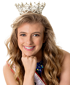 Emily Russack Junior Miss of America 2021 Headshot